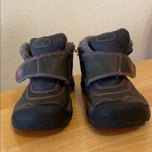 Girls Keen winter boots